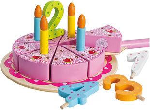 Bērnu torte ar aksesuāriem Eichhorn cena un informācija | Lomu spēles | 220.lv