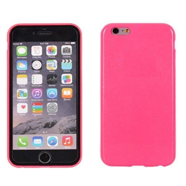 Telone Candy Супер тонкий 0.3мм силиконовый чехол для мобильного телефона Samsung Galaxy A8 (A800), Розовый цена и информация | Maciņi, somiņas | 220.lv