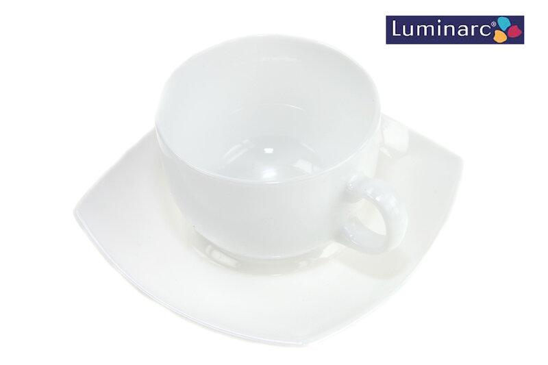 Luminarc Quadrato kafijas servīze, 12 daļas cena un informācija | Glāzes, krūzes, karafes | 220.lv