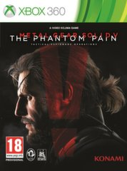 Metal Gear Solid V:The Phantom Pain, X360