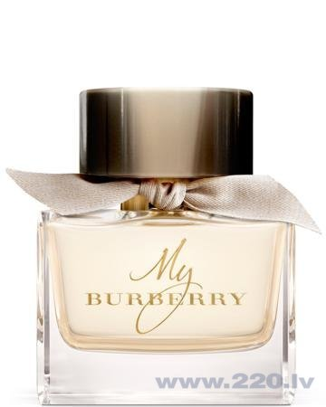 Tualetes ūdens Burberry My Burberry edt 90 ml