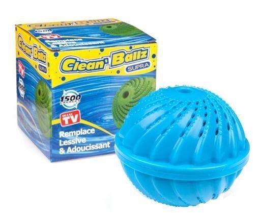 Ekoloģiskā veļas mazgāšanas bumba Eco Clean cena un informācija | Mājai | 220.lv