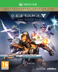 Destiny: The Taken King Legendary EDITION, Xbox ONE