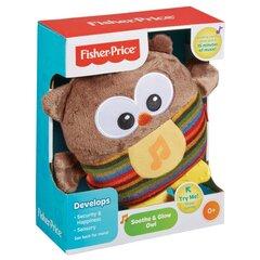 Rotaļlieta pūcīte Fisher Price cena un informācija | Rotaļlietas zīdaiņiem | 220.lv