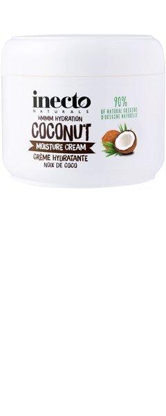 Inecto Coconut Mitrinošs krēms 250 ml cena un informācija | Krēmi un losjoni | 220.lv