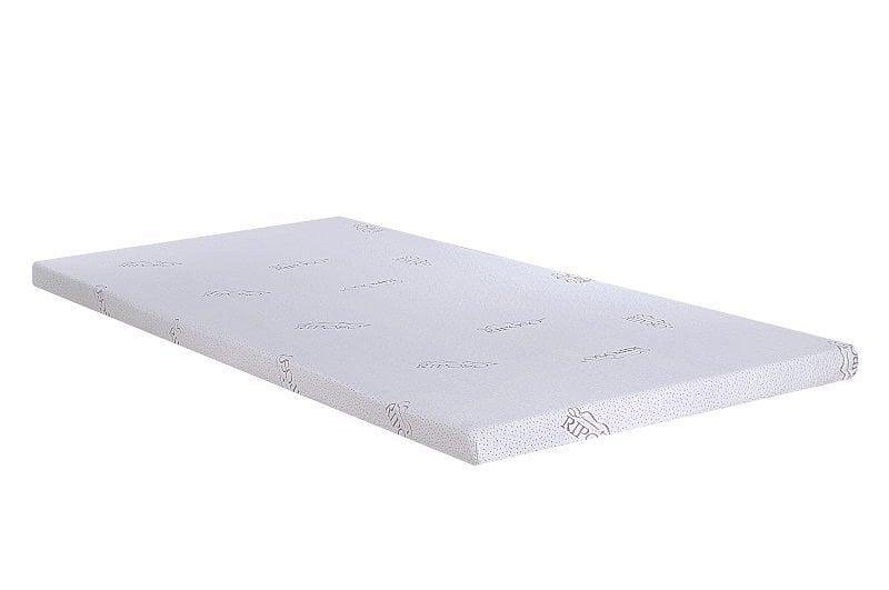 Matracis Riposo Bamboo 140x200x3.5 cm cena un informācija | Matrači | 220.lv