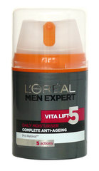 L'Oreal Paris Men Expert Vita Lift 5 Pretgrumbu krēms, 50 ml