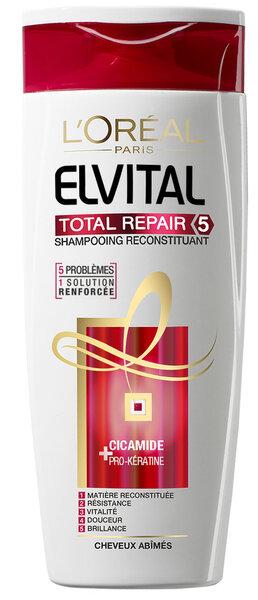 L'Oreal Paris Elvital Total Repair Extreme Šampūns bojātiem matiem, 250 ml cena un informācija | Šampūni | 220.lv