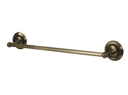 Dvieļu pakaramais 460 mm Bisk Decor cena un informācija | Vannas istabas aksesuāri | 220.lv