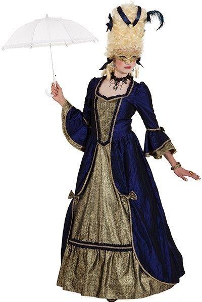 Baroka stila grezna kleita (bez apakšsvārkiem) cena un informācija | Karnevāla kostīmi, maskas un parūkas | 220.lv