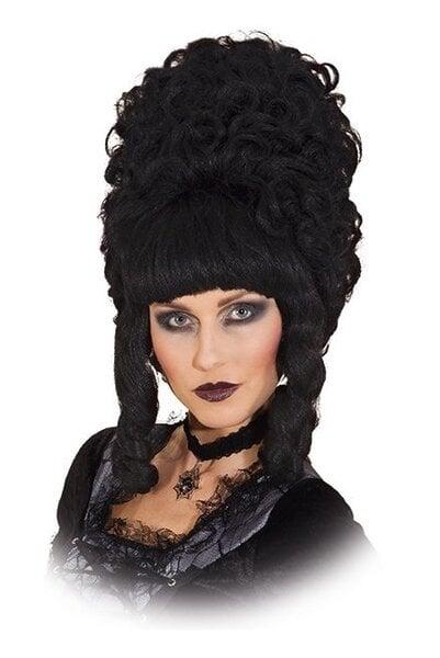 Dāmas Pompadour parūka cena un informācija | Karnevāla kostīmi, maskas un parūkas | 220.lv