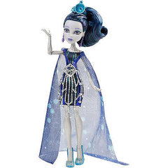 "Lelle Monster High Elle no mūzikla ""Boo-York, Bjj-York"" CHW64"