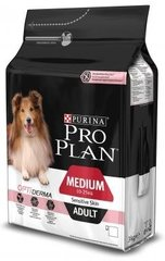 Sausā barība Pro Plan Dog Adult Medium Sensitive Skin 3 kg