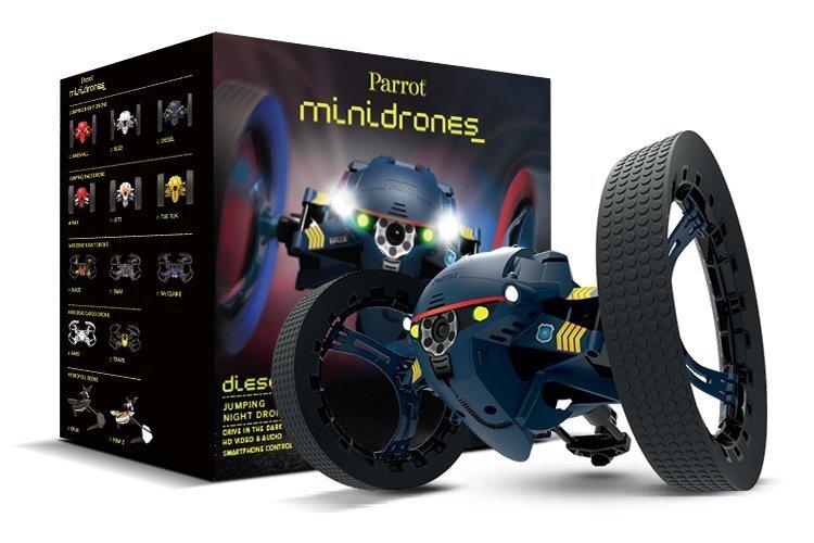 Parrot Jumping Night Drone Diesel cena un informācija | Radio vadāmas ierīces | 220.lv
