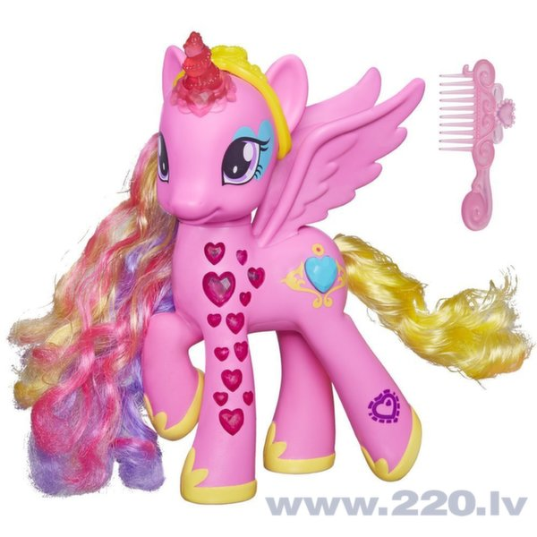 "Hasbro My Little Pony Princese Kadence ""Mark Magic Ultimate"" cena un informācija 