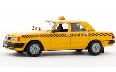 Mašīnas modelis Gaz 3110 Volga Taxi cena un informācija | Mašīnas, vilcieni, trases, lidmašīnas | 220.lv