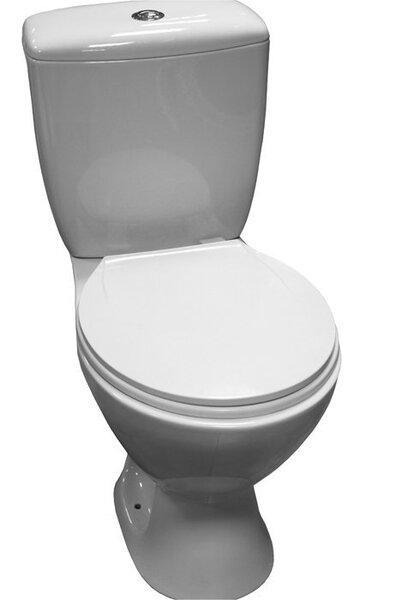 Universāls tualetes poda vāks Keramac cena un informācija | Podu vāki | 220.lv
