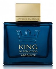 Туалетная вода Antonio Banderas King of Seduction Absolute edt 50 мл