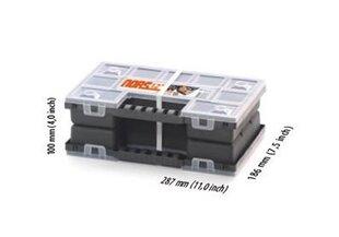 Sīko detaļu kaste Prosperplast NORS12DUO