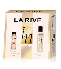 Комплект La Rive In Woman: edp 90 мл + дезодорант 150 мл