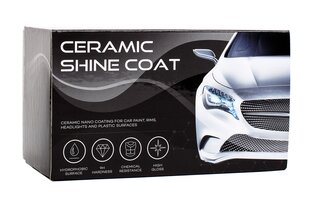 Nano auto virsbūves līdzeklis NANO SHINE COAT, 50 ml cena un informācija | Auto ķīmija | 220.lv