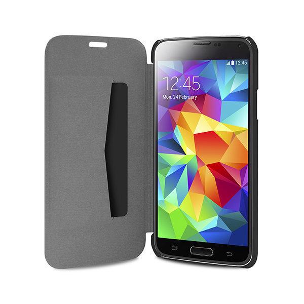 Чехол PURO для телефона Samsung Galaxy S5, Чёрный цена и информация | Maciņi, somiņas | 220.lv