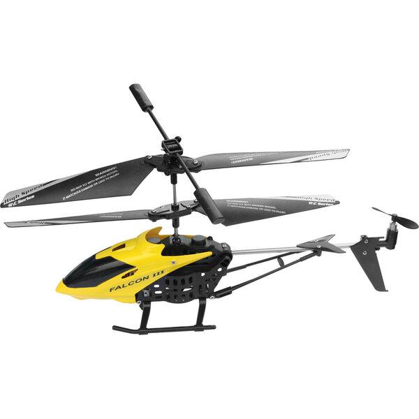 Helikopters Buddy Toys Spy Helicopter iesācējiem, 19 cm cena un informācija | Radiovadāmās rotaļlietas | 220.lv