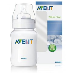 "Pudelīte Philips Avent ""Classic"" 260 ml"