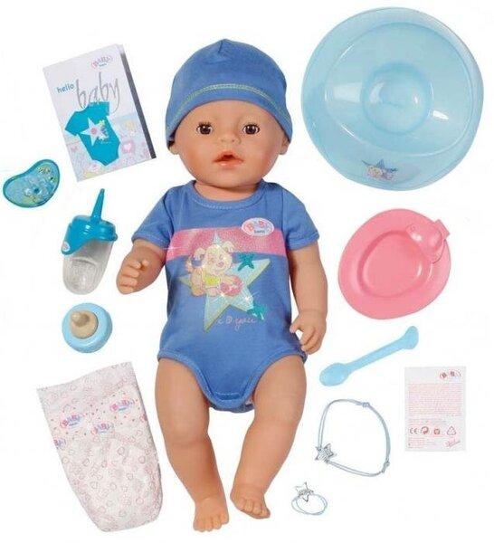 Interaktīvā lelle BABY BORN® cena un informācija | Lelles | 220.lv