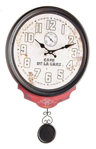 Sienas pulkstenis Stacija4 cena un informācija | Pulksteņi | 220.lv