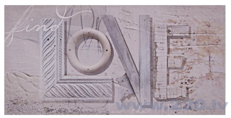 Reprodukcija Love cena un informācija | Gleznas | 220.lv