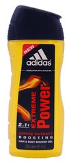Dušas želeja Adidas Extreme Power 250 ml