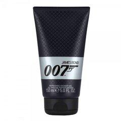 Dušas želeja James Bond 007 150 ml cena un informācija | Kosmētika vīriešiem | 220.lv