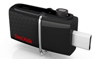 Sandisk 32GB Ultra Android Dual USB3.0/microUSB