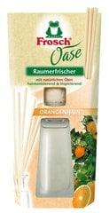 Gaisa atsvaidzinātājs ar apelsīna aromātu Frosch 90 ml