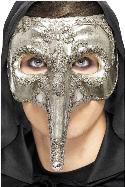 Grezna vīriešu maska cena un informācija | Karnevāla kostīmi, maskas un parūkas | 220.lv