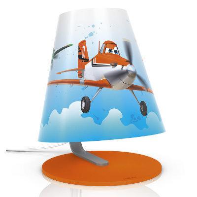 LED galda lampa Philips Planes cena un informācija | Bērnu apgaismojums | 220.lv