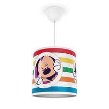 Bērnu istabas apgaismojums Philips Mickey Mouse