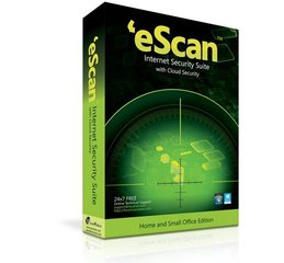 eScan Internet Security Suite with Cloud Security BOX LV