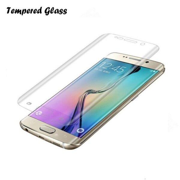 Ekrāna aizsargplēve Extreeme Shock telefonam Samsung Galaxy S6 Edge (G925) cena un informācija | Ekrāna aizsargplēves | 220.lv