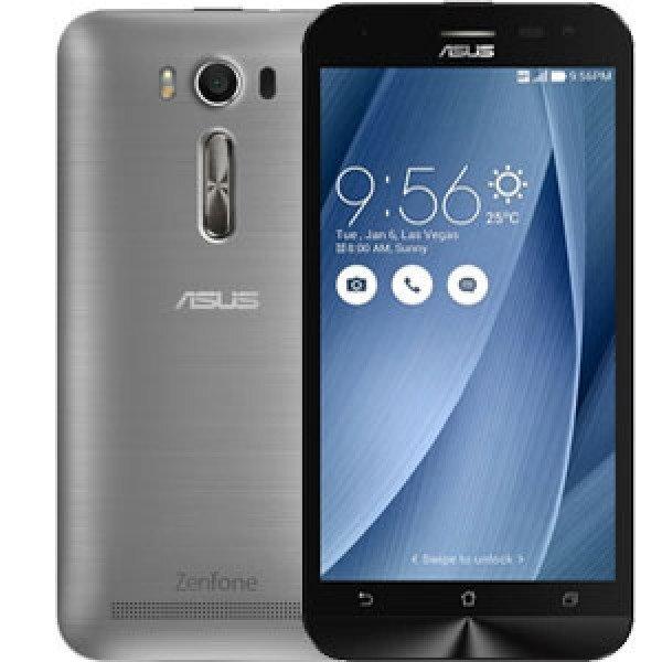 Asus Zenfone 2 Laser Silver (ZE500KG) cena un informācija | Mobilie telefoni | 220.lv