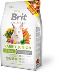 Trušu barība Brit Animals Rabbit Junior 300 g