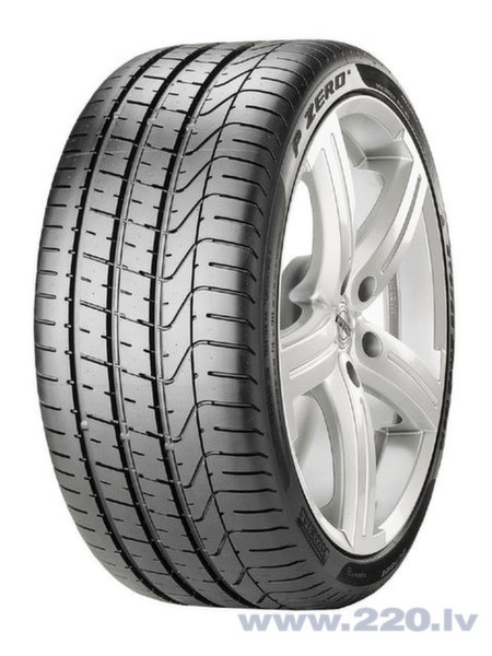 Pirelli P Zero 255/40R20 101 Y XL N1 cena un informācija | Riepas | 220.lv