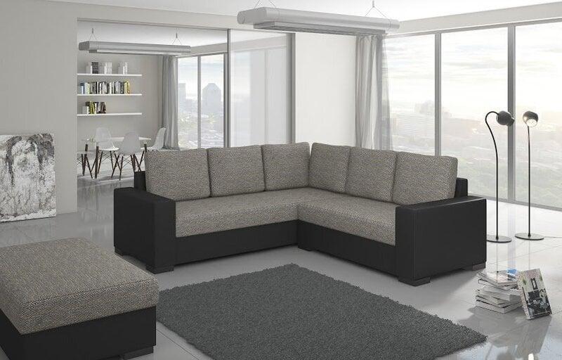 Universāls stūra dīvāns Canis cena un informācija | Dīvāni un krēsli | 220.lv