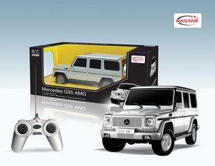 Radiovadāmais automodelis RASTAR 1:24 Mercedes G55 30500