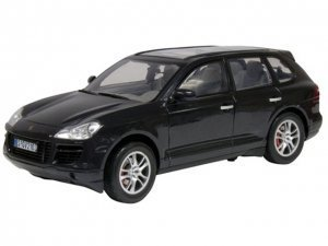 Radiovadāmās automašīnas modelis 1:24 Porsche Cayenne RASTAR 46100