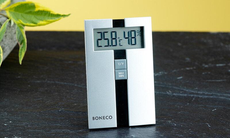 Higrometrs-termometrs Boneco A7254 cena un informācija | Termometri (Meteostacijas) | 220.lv