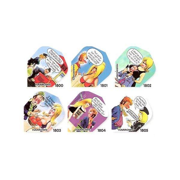 Šautriņu spārniņu kolekcija cena un informācija | Galda un viesību spēles | 220.lv