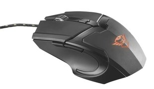 Gaming mouse Trust GXT101, 4800dpi, 6 buttons, illumination