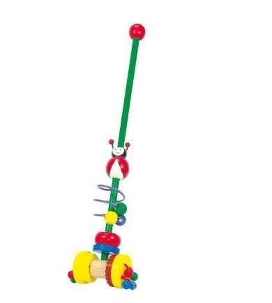 Koka rotaļlieta Bino cena un informācija | Rotaļlietas zīdaiņiem | 220.lv